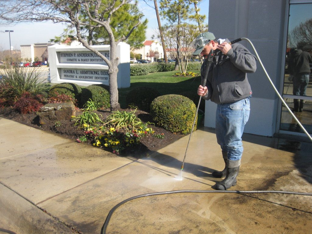 Power Washing Irving Tx