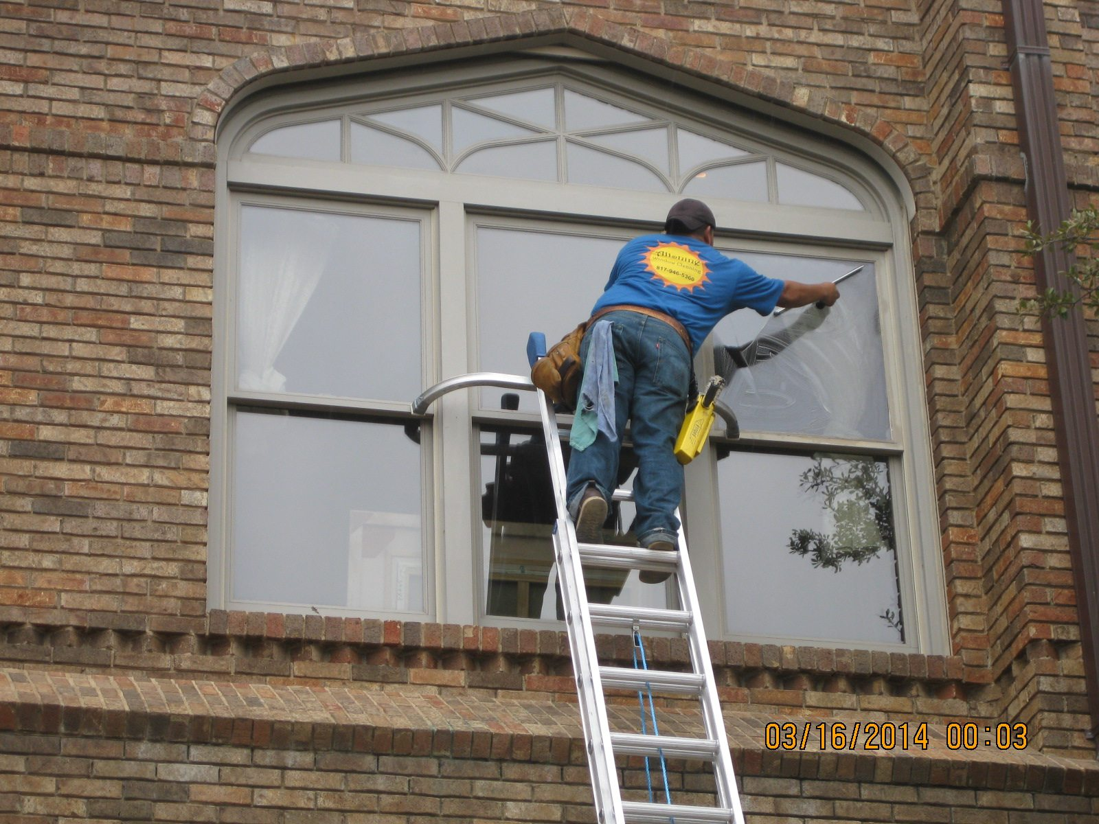 Residential window cleaning southlake tx for Window washing
