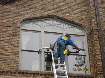 Residential Window Cleaning Plano TX