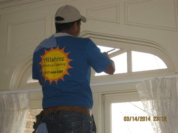 Residential Window Cleaning Trophy Club TX