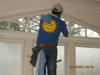 Residential Window Cleaning Colleyville TX
